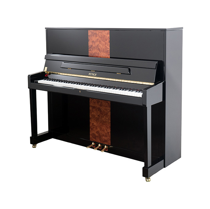P 125 M1 古夷苏木立式钢琴